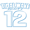 Tidal Wave Party Logo